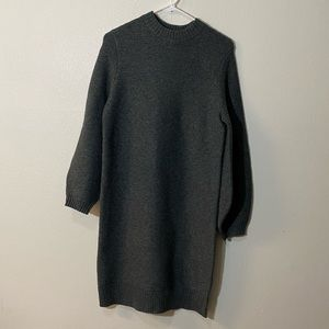 Prologue Gray Long Sleeve Sweater NWT size XS